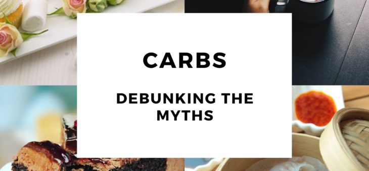 The devil is not in CARBS